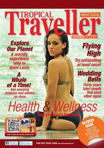Tropical Traveller issue November 2011