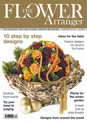 The Flower Arranger issue Winter 2011