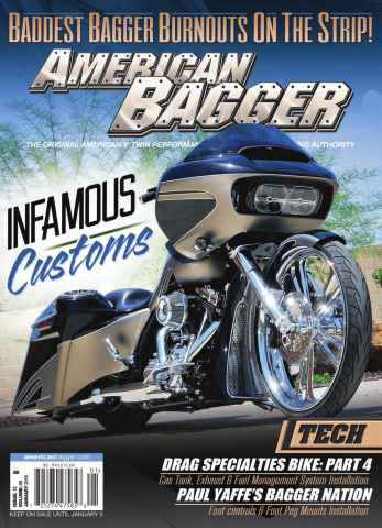 American Bagger issue January 2016