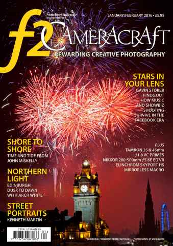 f2 Freelance Photographer issue Jan/Feb 2016