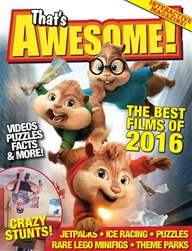 That's Awesome! - the interactive kids' magazine issue That's Awesome! - the interactive kids' magazine