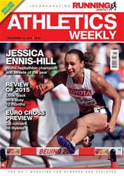 Athletics Weekly issue 10 December 2015