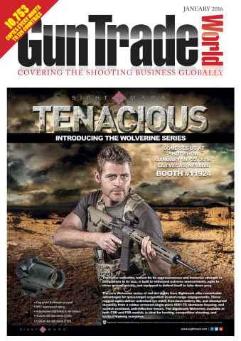 Gun Trade World issue January 2016
