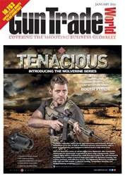 Gun Trade World issue January 2016