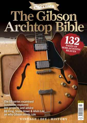 Guitar and Bass Classics issue 19