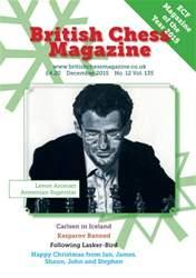 British Chess Magazine issue December 2015