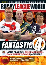Rugby League World issue 368