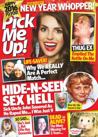 Pick Me Up issue 31st December 2015
