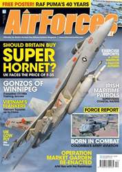 AirForces Monthly issue December 2011