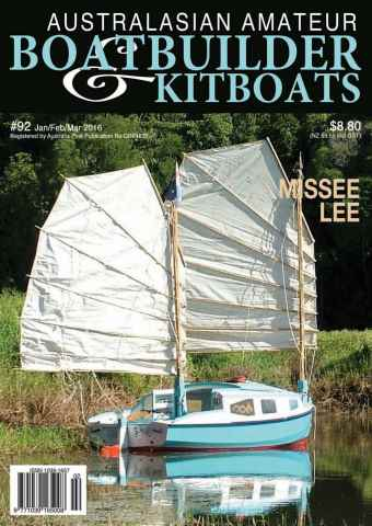 Australian Amateur Boat Builder issue January-March