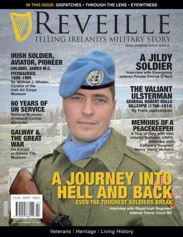 Ireland's Military Story issue Winter 2015