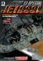 Jabo English issue JABO 13 SPECIAL  JETSSS!
