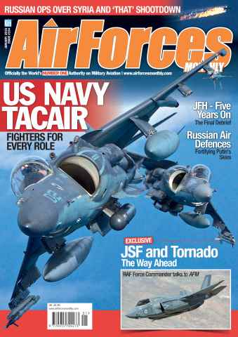 AirForces Monthly issue January 2016