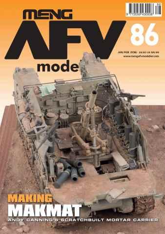 AFV Modeller issue Jan/Feb 2016