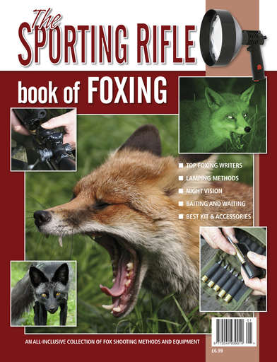 Sp Rifle Book of Foxing Preview
