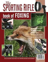 Sp Rifle Book of Foxing issue Sporting Rifle Book of Foxing