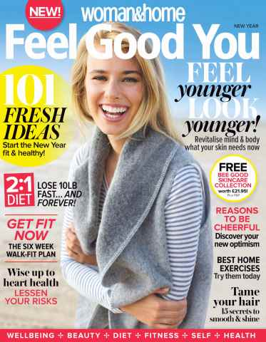 Woman & Home Feel Good You issue New Year