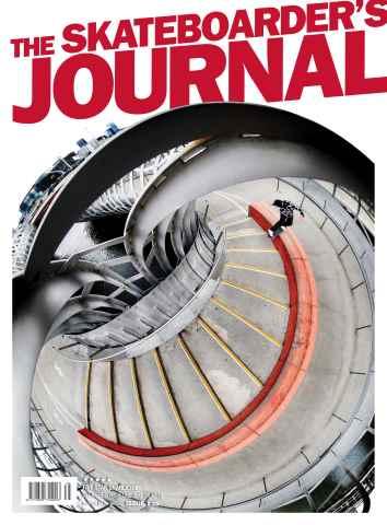 Skateboarder's Journal Australia issue 35