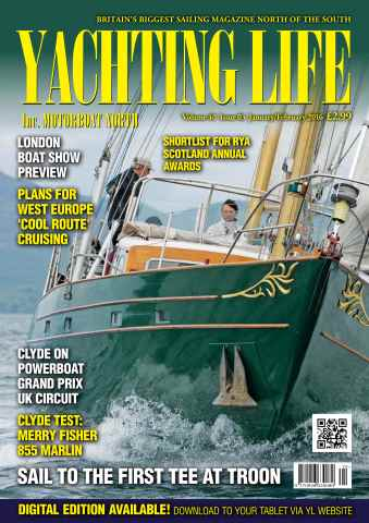 Yachting Life issue January & February 2016