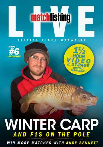 Match Fishing Live issue Issue 6