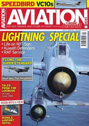 Aviation News issue January 2016