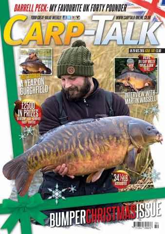 Carp-Talk issue 1102