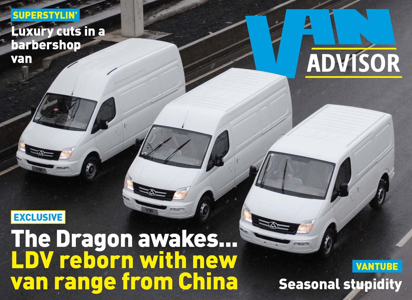 Van Advisor issue Issue 14