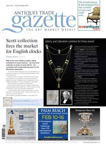 Antiques Trade Gazette issue 2221