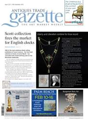 Antiques Trade Gazette issue 2221
