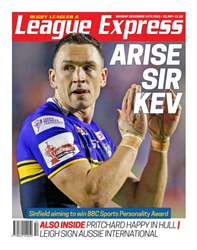 League Express issue 2997
