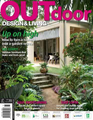 Outdoor Design & Living issue Issue#32 2015