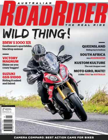 Australian Road Rider issue Issue#121 Jan 2016