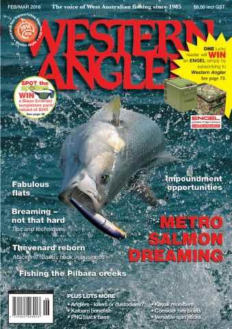 Western Angler issue Feb/Mar 16