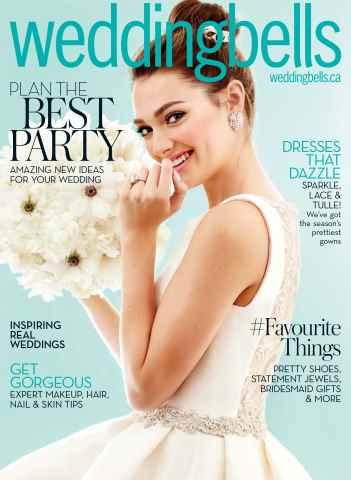 Wedding Bells issue Ottawa Montreal and Atlantic Spring Summer 2016