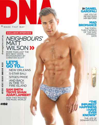 DNA Magazine issue # 192 - Travel