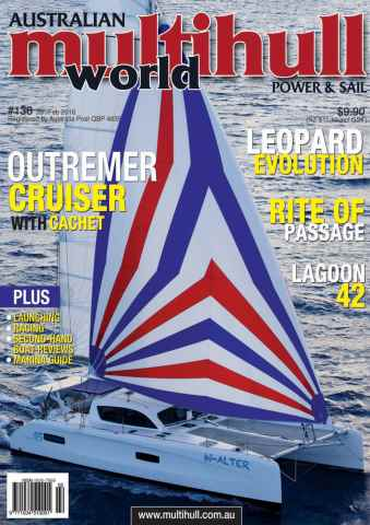 Multihull World issue Multihull World #136