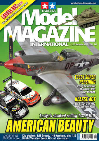 Tamiya Model Magazine issue 194