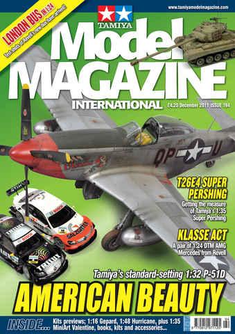 Tamiya Model Magazine issue 194