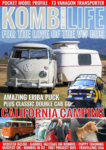 Kombi Life issue Issue 12: Jan-Mar 16