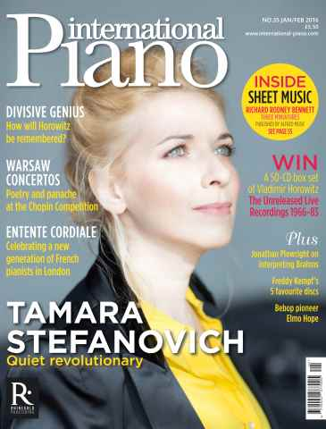 International Piano issue Jan - Feb 2016