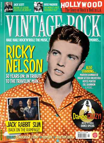 Vintage Rock issue Jan/Feb 16