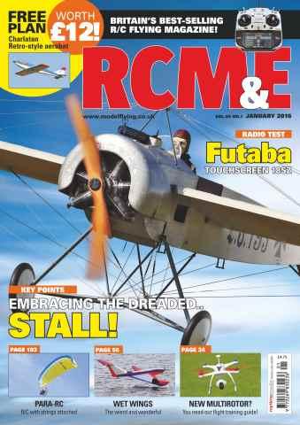 RCM&E issue January 2016