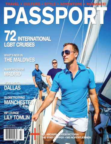 Passport issue February 2016