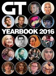 Gay Times issue GT Yearbook 2016