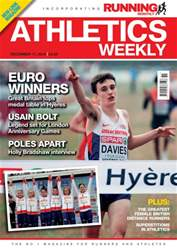 Athletics Weekly issue 17 December 2015