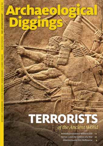 Archaeological Diggings issue January/Febuary 2016