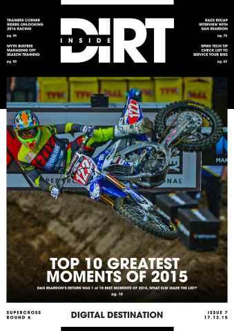 Inside Dirt issue Inside Dirt Issue 7