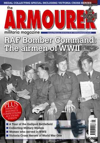 The Armourer issue Jan/Feb 16