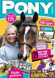 Pony Magazine issue PONY Magazine – February 2016