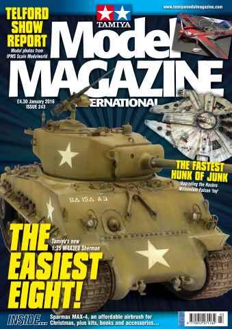 Tamiya Model Magazine issue 243
